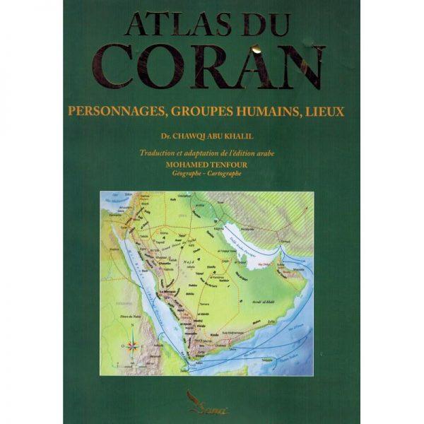 Atlas du Coran - Recto - salsabil