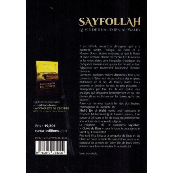 Sayfollah la vie de Khalid ibn al walid verso salsabil