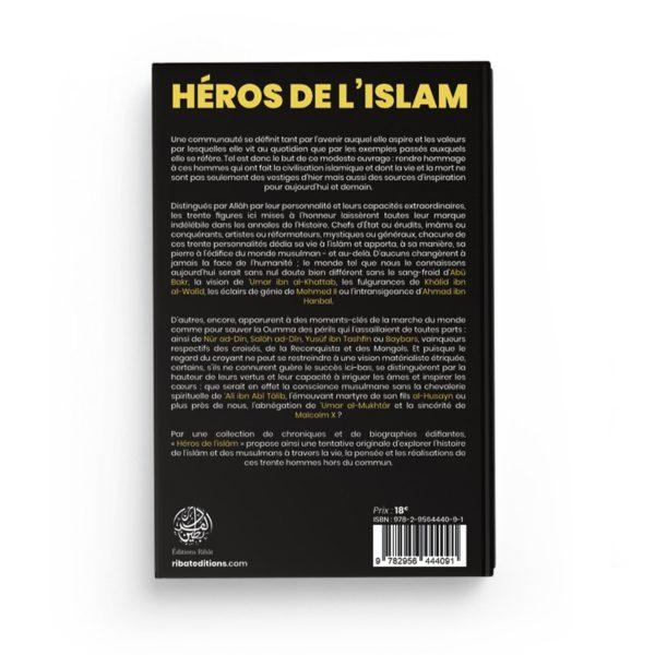 heros-de-lislam-les-30-figures-les-plus-importantes-de-l-histoire-musulmane-editions-ribat salsabil verso