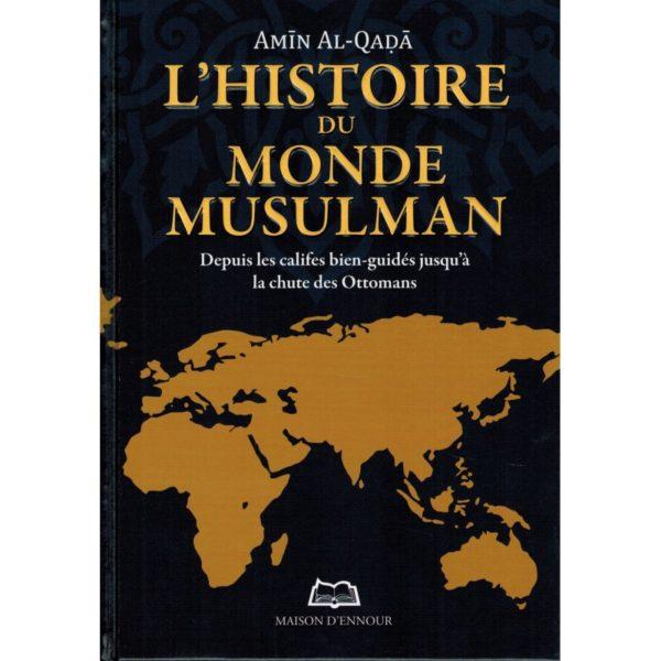 l-histoire-du-monde-musulman-amin-al-qada-maison-d-ennour-verso