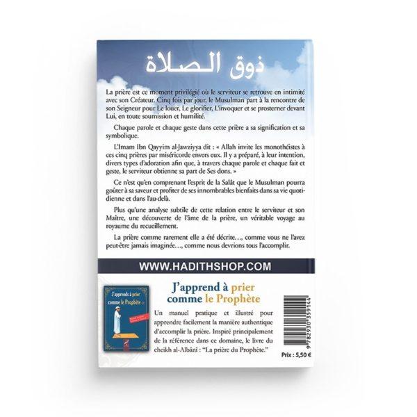 la-saveur-de-la-priere-ibn-qayyim-al-jawziyya-editions-al-hadith - salsabil verso