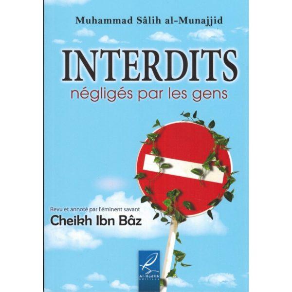 interdits-negliges-par-les-gens-muhammad-salih-al-munajjid-al-hadith