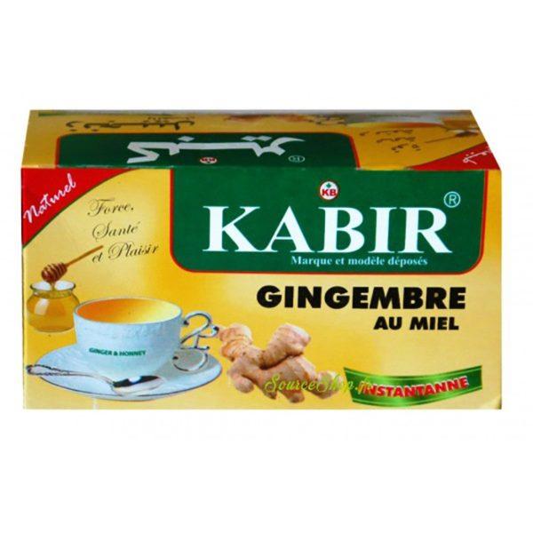 kabir-the-gingembre-miel-40-gr