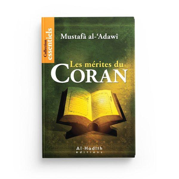 les-merites-du-coran-mustafa-al-adawi-editons-al-hadith