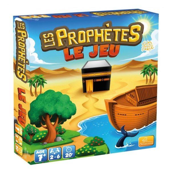 les-prophetes-le-jeu-400-questions-et-defis-des-7-ans-osratouna