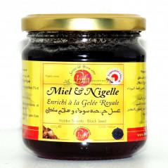 miel-pur-nigelle-gelee-royale-bio-naturel-chifa