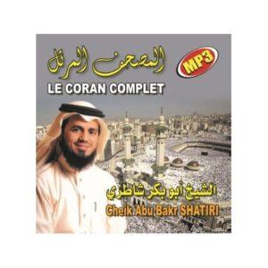 le-coran-complet-cd-mp3-cheikh-abu-bakr-shatri-cd