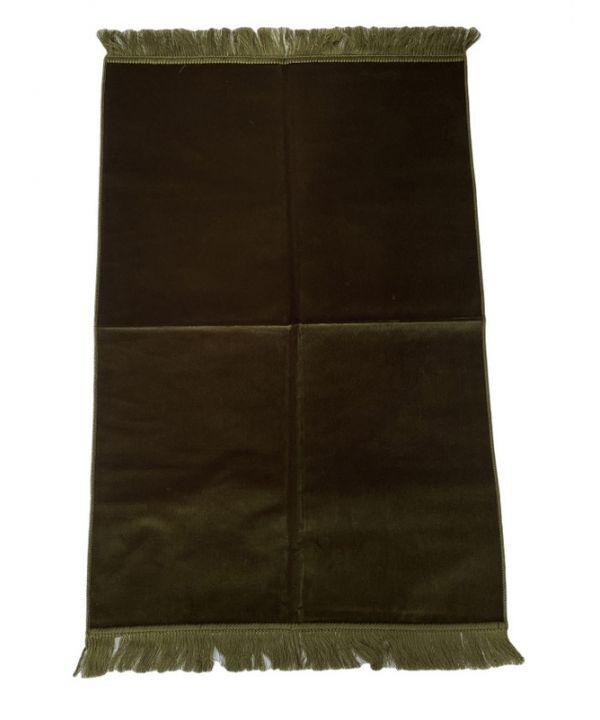 tapis-de-priere-de-luxe-couleur-vert-fonce-unis-adulte-73-x-110-cm (1)