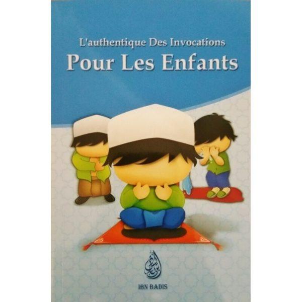 l-authentique-des-invocations-pour-les-enfants-ibn-badis