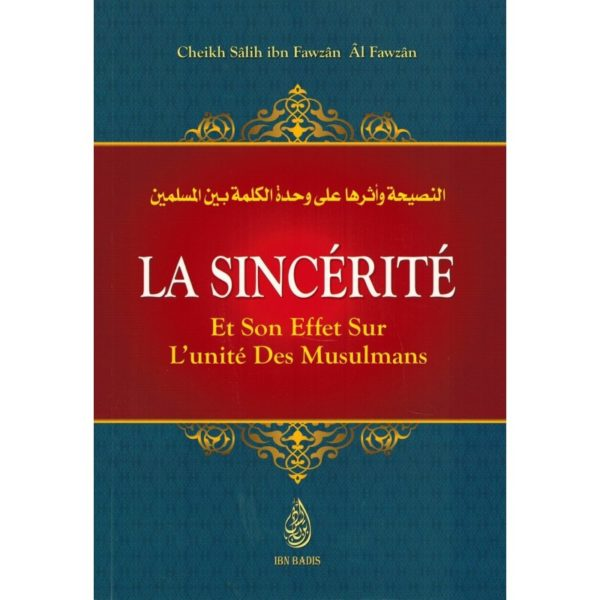 la-sincerite-et-son-effet-sur-l-unite-des-musulmans-ibn-badis