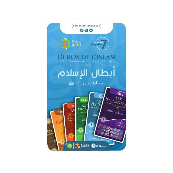 le-jeu-des-7-familles-les-heros-de-l-islam-les-compagnons