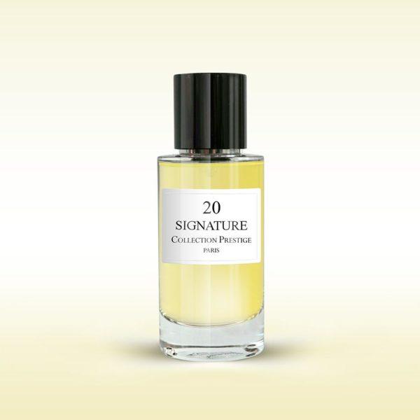 PARFUM COLLECTION PRESTIGE N20 SIGNATURE 50ML Eau de Parfum