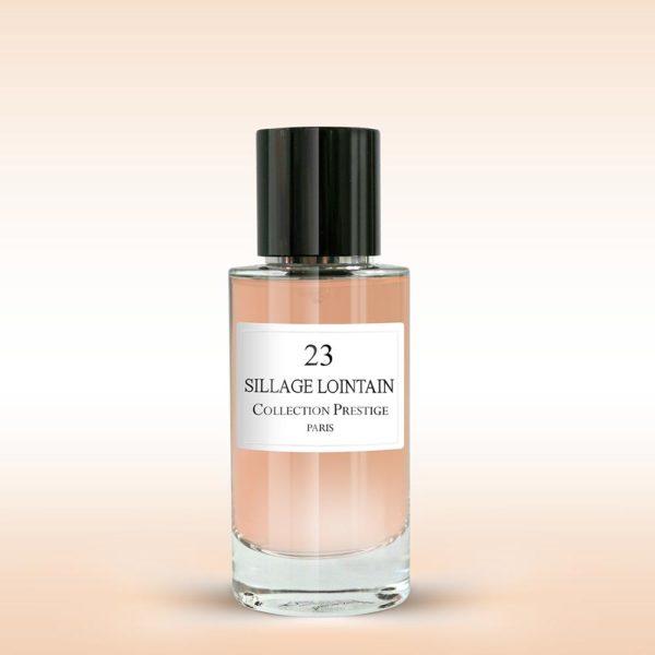 PARFUM COLLECTION PRESTIGE N23 SILLAGE LOINTAIN 50ML Eau de Parfum